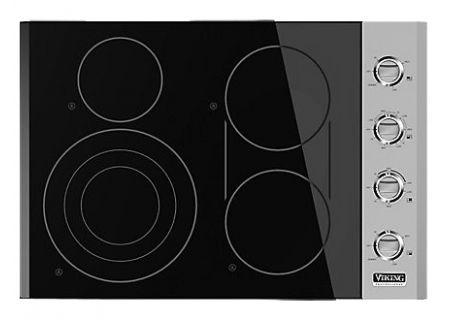 Viking - VEC5304BSB - Electric Cooktops