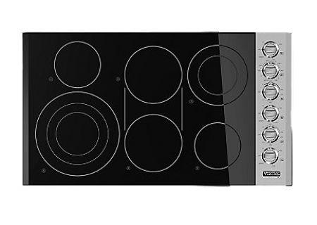 Viking - VEC5366BSB - Electric Cooktops