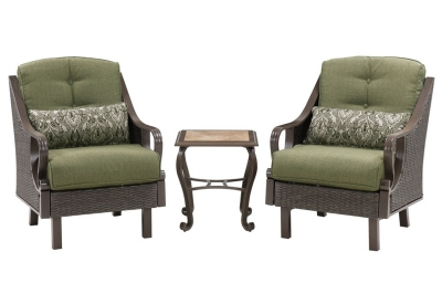 Hanover - VENTURA3PC-MDW - Patio Seating Sets