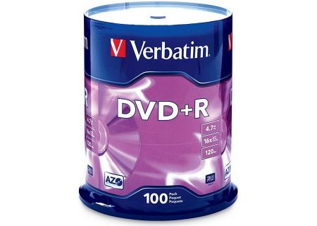 Verbatim - VER95098 - Recordable Media