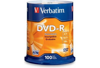 Verbatim - VER95102 - Recordable DVD Discs