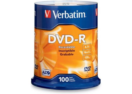 Verbatim - VER95102 - Recordable Media