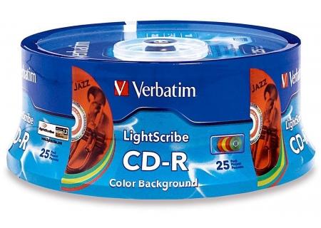 Verbatim - VER95460 - Recordable DVD Discs