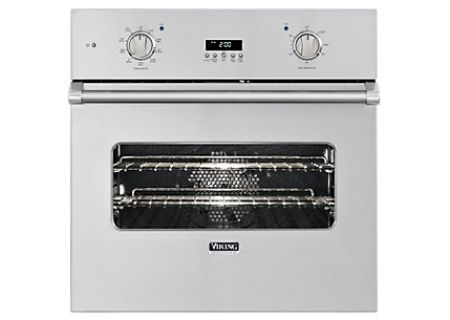 """Viking Professional Series Premiere 30"""" Stainless Steel Built-In Single Electric Oven  - VESO1302SS"""