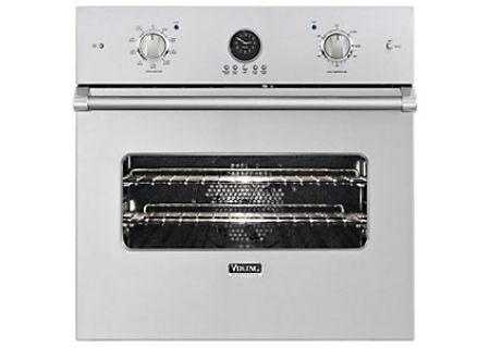 """Viking VESO Professional Series 27"""" Single Custom Electric Premiere Wall Oven - VESO5272SS"""