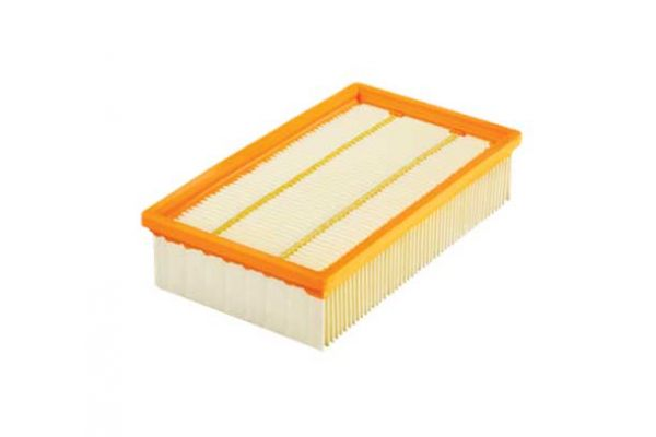 Large image of Bosch Tools Flat Pleated Paper Vacuum Filter - VF100
