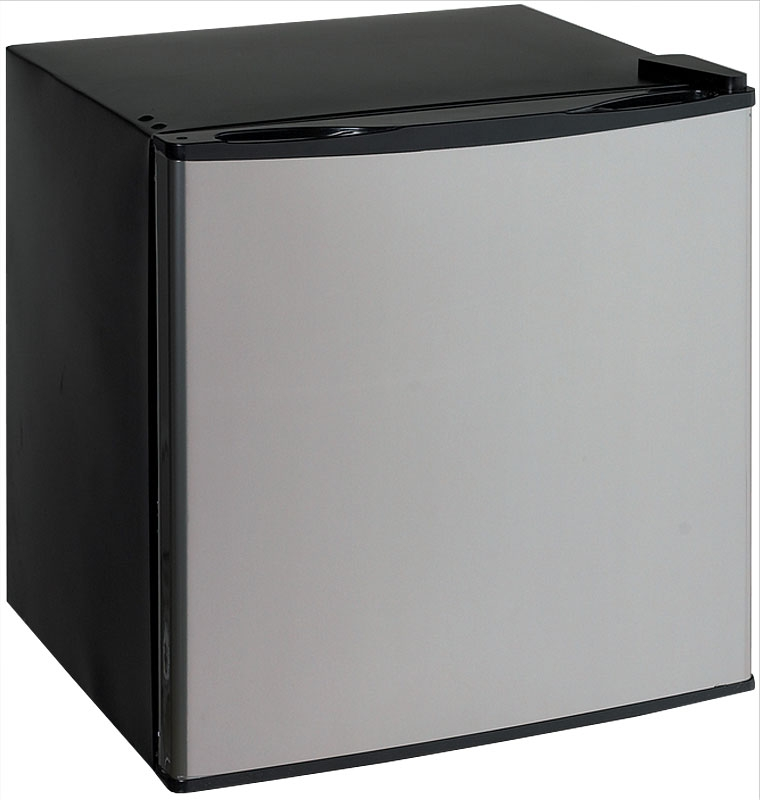 Avanti Stainless Steel Dual Function Compact Refrigerator Or Freezer
