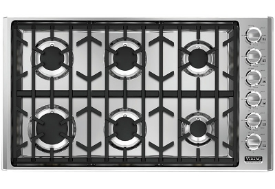 Viking - VGC5366BSSLP - Gas Cooktops