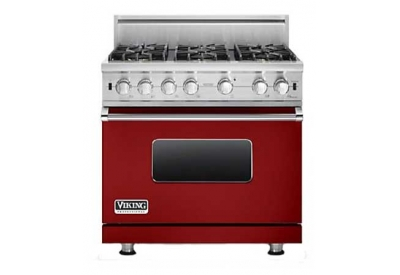 Viking - VGCC5366AR - Gas Ranges