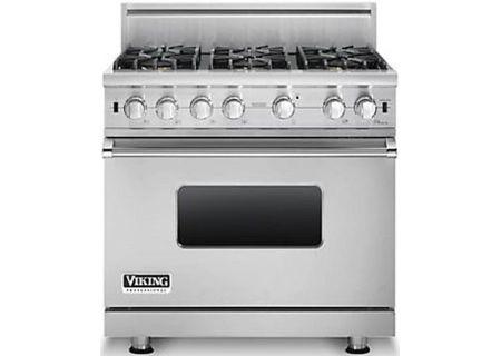 Viking - VGCC5366BSS - Gas Ranges