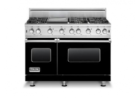 Viking - VGCC5486GBK - Free Standing Gas Ranges & Stoves