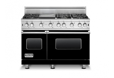 Viking - VGCC5486GBK - Gas Ranges