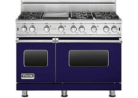 Viking - VGCC5486GCBLP - Gas Ranges