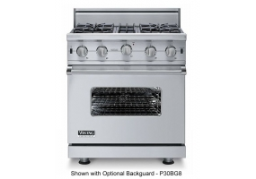 Viking - VGIC5304BSSLP - Free Standing Gas Ranges & Stoves