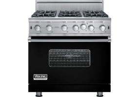 Viking - VGIC5366BBK - Free Standing Gas Ranges & Stoves
