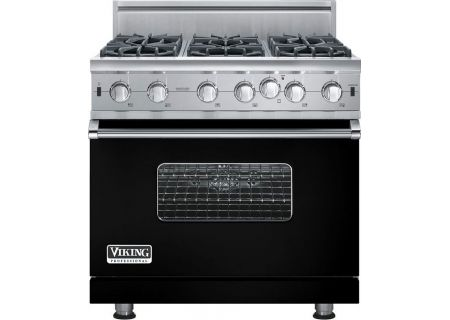 Viking - VGIC5366BBK - Gas Ranges