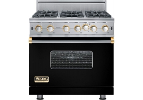 Viking - VGIC5366BBKBR - Free Standing Gas Ranges & Stoves