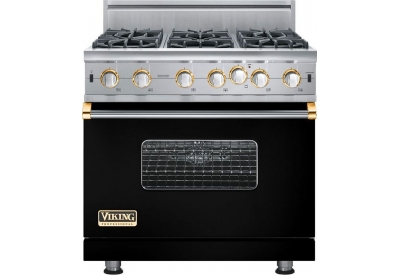 Viking - VGIC5366BBKBR - Gas Ranges