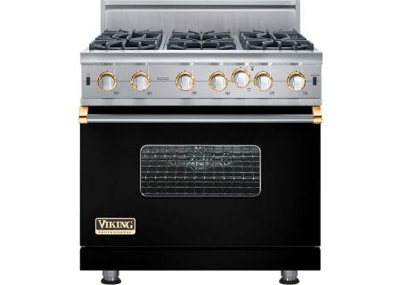 Viking - VGIC5366BBKBR - Gas Ranges