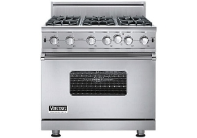Viking - VGIC5366BSS - Free Standing Gas Ranges & Stoves