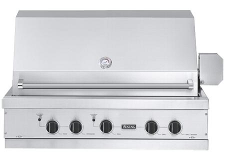 Viking Outdoor - VGIQ4103RE1L - Built-In Grills