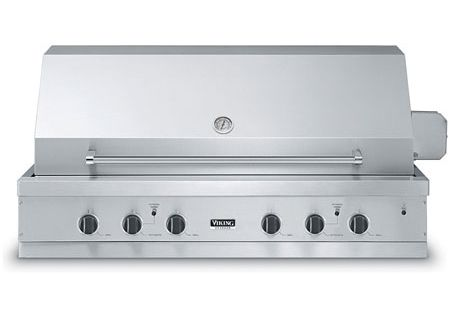 Viking Outdoor - VGIQ5304RT2LS - Liquid Propane Gas Grills