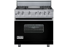 Viking - VGSC5364GBK - Free Standing Gas Ranges & Stoves