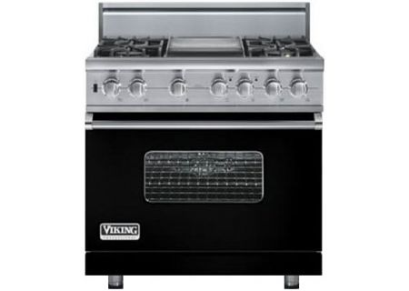 Viking - VGSC5364GBK - Gas Ranges