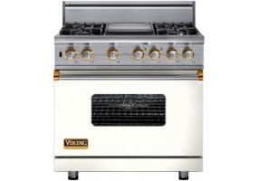 Viking - VGSC5364GCWBR - Free Standing Gas Ranges & Stoves