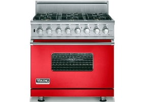Viking - VGSC5366BRR - Free Standing Gas Ranges & Stoves