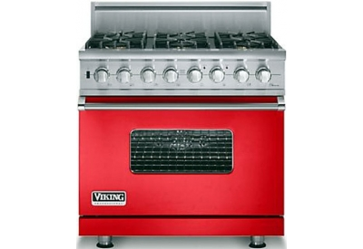Viking - VGSC5366BRR - Gas Ranges