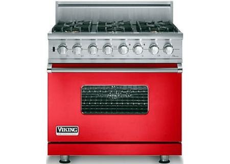 Viking - VGSC5366BRR - Gas Ranges