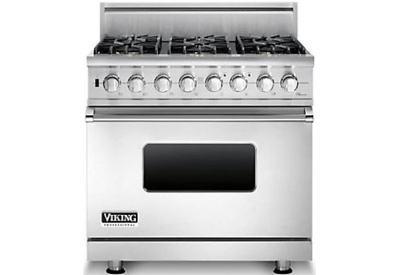 Viking - VGSC5366BSS - Gas Ranges