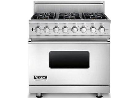 Viking - VGSC5366BSS - Gas Ranges