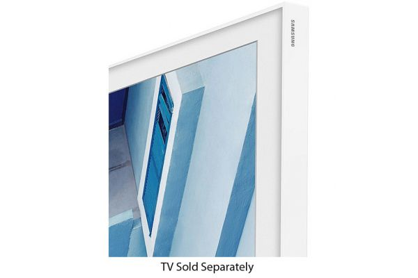 "Samsung 65"" The Frame Customizable Bezel In White - VG-SCFM65WM/ZA"
