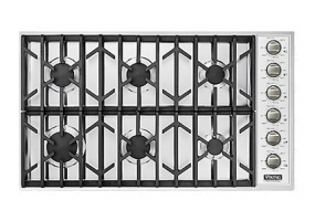 Viking - VGSU1646BL - Gas Cooktops
