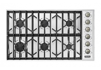 Viking - VGSU164-6B-SS - Gas Cooktops