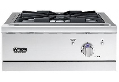 Viking - VGWTO5241NSS - Grill Side Burners