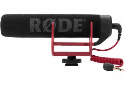 Rode - VIDEOMIC GO - Camera & Camcorder Microphones