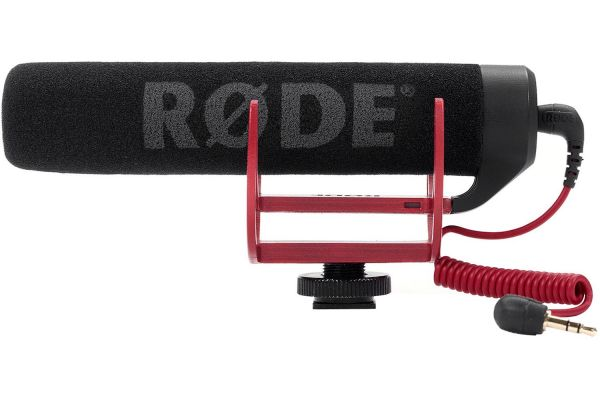 Large image of Rode VideoMic Go Directional Microphone - VIDEOMIC GO