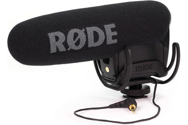 Large image of Rode VideoMic Pro Shotgun Microphone - VIDEOMICPRO-R