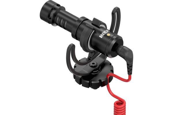 Rode VideoMicro Compact Microphone - VIDEOMICRO