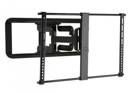 Sanus Full Motion Black Flat Panel TV Mount - VLF320