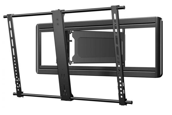 "Large image of Sanus Super Slim Full Motion Black 40-80"" Flat Panel TV Mount - VLF613-B1"