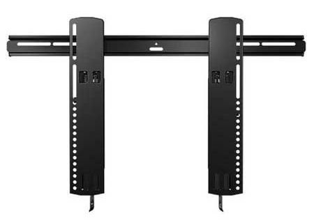 Sanus Super Slim Tilting Flat-Panel Black Wall Mount  - VLT16