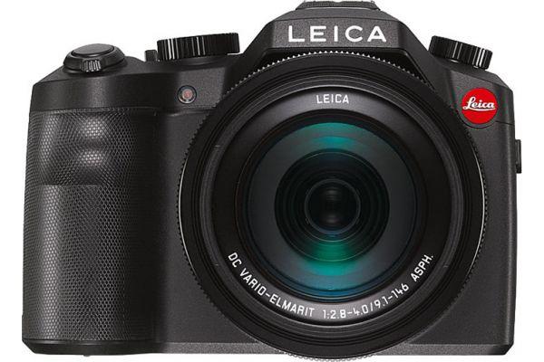 Leica Black V-LUX TYP 114 Digital Camera - 18194