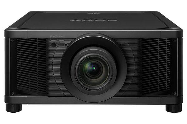Large image of Sony Black 4K SXRD 3D Home Cinema Projector - VPLVW5000ES