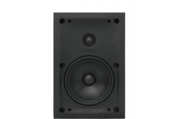 Large image of Sonance Visual Performance In-Wall Rectangle  Outdoor Speakers (Pair) - 93338