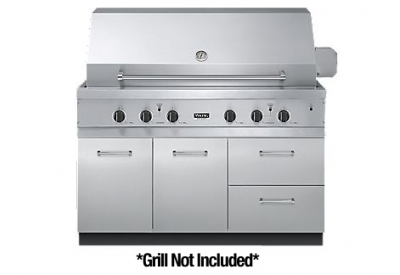 Viking Outdoor - VQBO5322SS - Grill Carts And Drawers