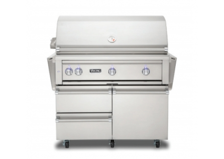 "Viking Professional 30"" Stainless Steel Liquid Propane Gas Grill  - VQGFS5300LSS"